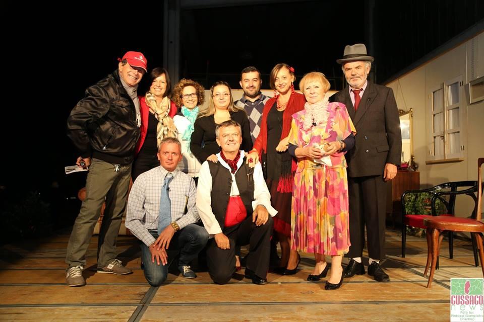 Fotogallery rassegna teatro dialettale frazioni 2015 – Croce e Mandolossa