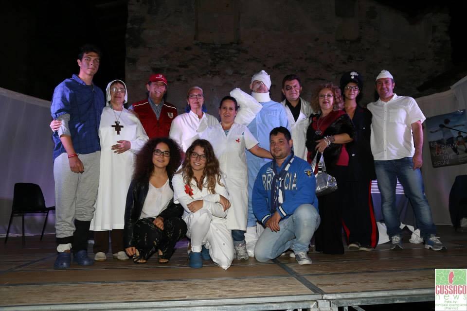 Fotogallery rassegna teatro dialettale frazioni 2015 – Piedeldosso