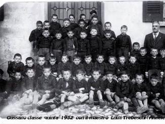 Classe 1932 maestro Trebeschi