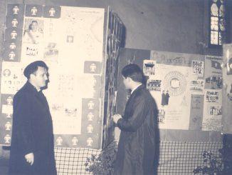 Mostra Laotiana padre Bonometti 1965