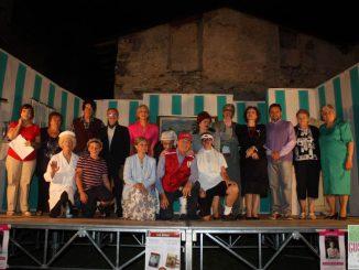 Fotogallery rassegna teatro dialettale frazioni 2016 – Piedeldosso