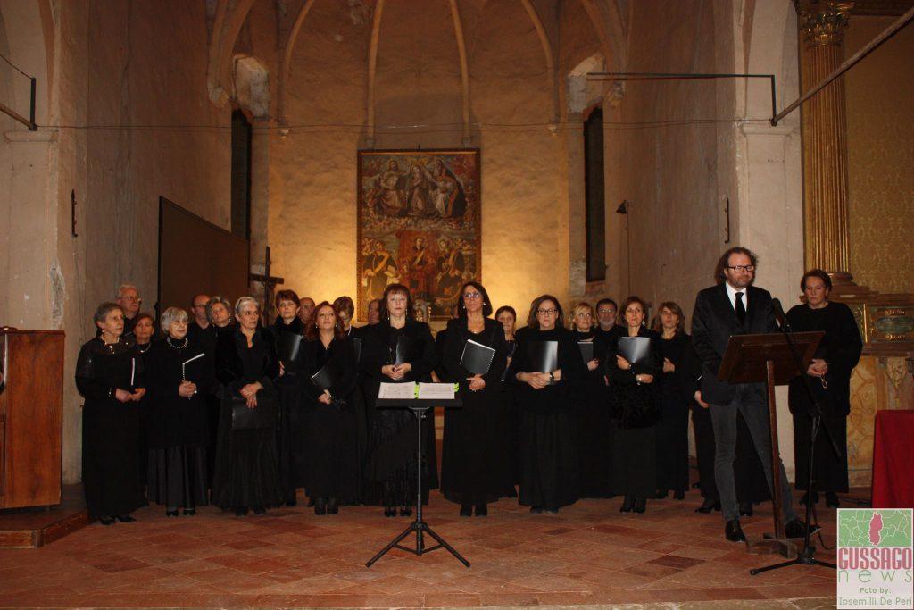Fotogallery concerto Coro Camera Calliope gennaio 2017