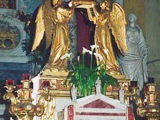 Tabernacolo chiesa Santa Maria Assunta