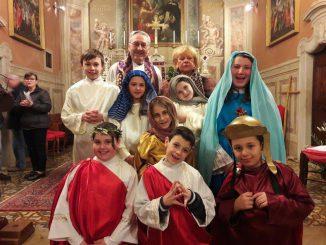 Fotogallery via Crucis Civine marzo 2017