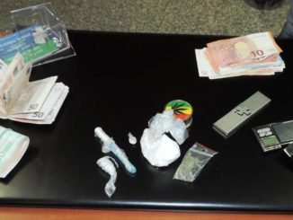 arresto spaccio cocaina marzo 2017