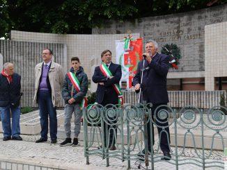 Fotogallery 72° anniversario della Liberazione d'Italia (25 aprile 2017)