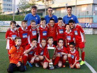 Gussago Calcio 2008 campione CSI 2016-2017