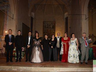 """Fotogallery concerto LIRICArte """"Quattro stagioni in Lirica - Primavera 2017"""""""