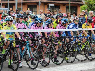 Gare ciclismo Ronco maggio 2017