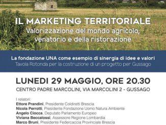 Marketing territoriale maggio 2017
