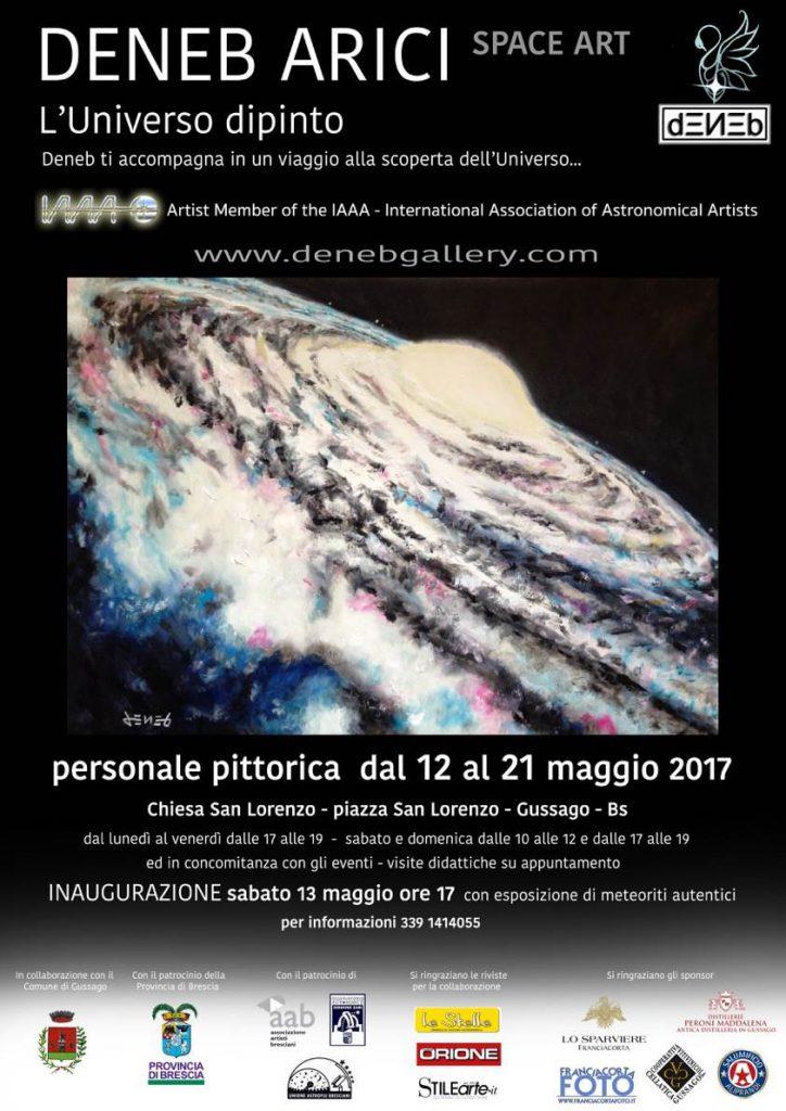 Mostra universo dipinto maggio 2017