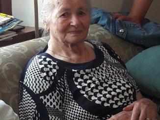 Gina Albina Gussarini giugno 2017