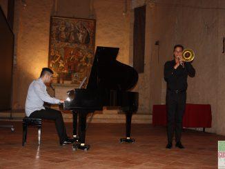 Fotogallery concerto duo Quaranta - Capoferri luglio 2017