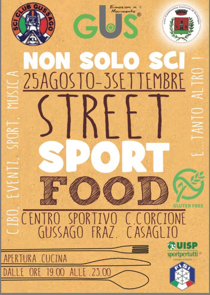 Non solo sci street sport food 2017