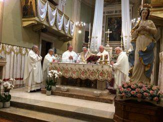 Don Savino messa settembre 2017