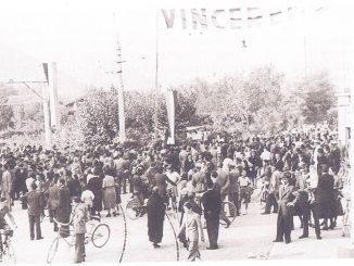 Prima Festa dell'uva anno 1940