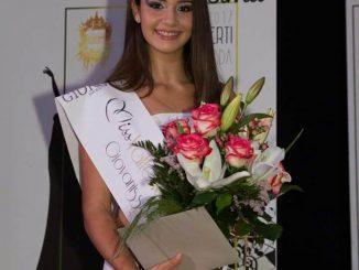 Simona Pavia Miss Valtenesi 2017