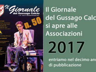 Giornale Gussago Calcio numero 50