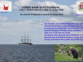 Corso base fotografia Telemetro 2018