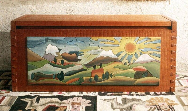 Sabato 7 settembre inaugurazione di arte e carit mostra di arredi ed artigianato andino - Operazione mato grosso mobili ...