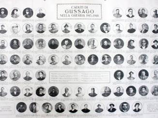 Caduti Gussago 1915-1918