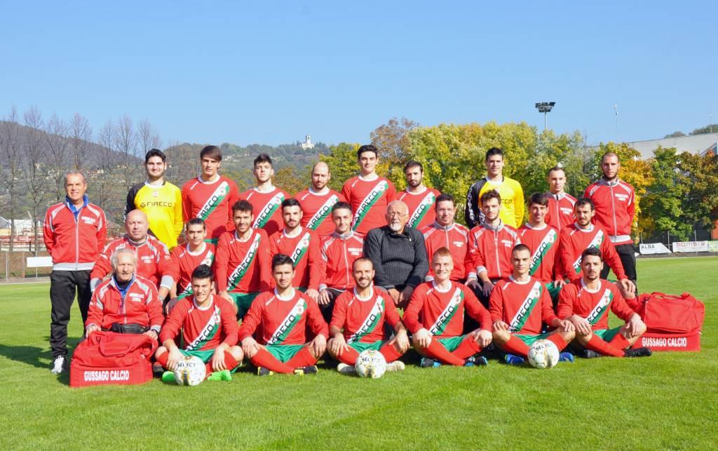 Gussago Calcio, stagione 2015-2016