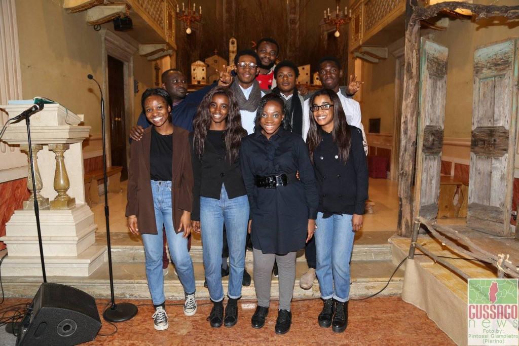 Fotogallery concerto gospel e Mercatini di Natale 2015 a Ronco