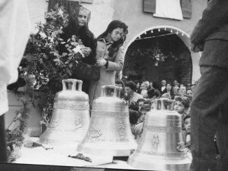 Casaglio 1966 nuove campane