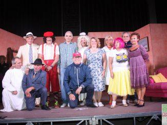 Fotogallery rassegna teatro dialettale frazioni 2016 – Croce