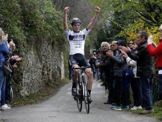 Masotto trofeo Gussago ciclismo marzo 2017