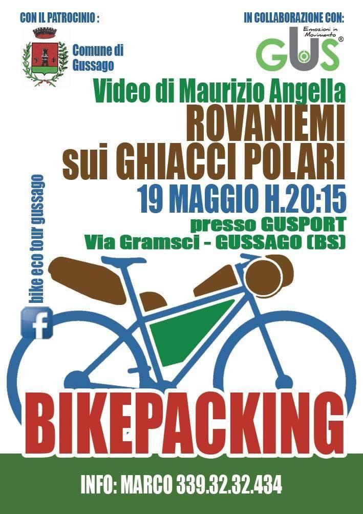 Bikepacking maggio 2017