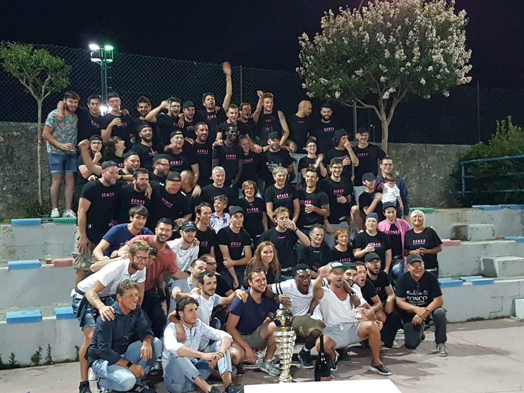 Premiazione torneo Ronco luglio 2017