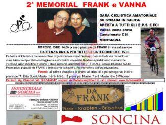 Memor2^ ial Frank Vanna agosto 2017
