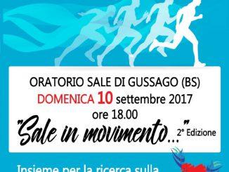 Sale in movimento settembre 2017