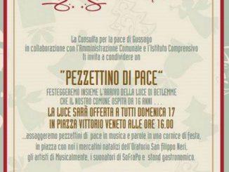 Pezzettino Pace dicembre 2017