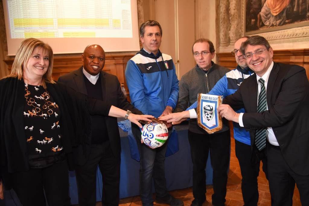Campionato europeo sacerdoti calcio febbraio 2018