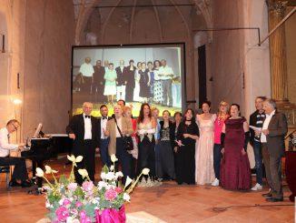 Fotogallery concerto Liricarte 15 primavere aprile 2018