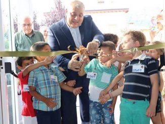 Fotogallery inaugurazione mostra Viaggio stelle scuola infanzia Ronco giugno 2018