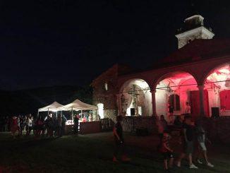 Aperitivo Serrapetrona luglio 2018