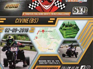 Drift Trike Civine settembre 2018