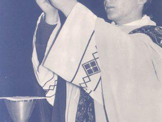 Prima Messa don Andrea Gozio. 1.9.1968