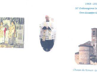 Ordinazione sacerdotale don Giuseppe Gilberti