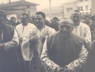 gennaio 1963 don Egidio Rubagotti don Vittore Antomelli