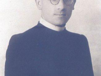 don Giuseppe Potieri 1931 appena ordinato