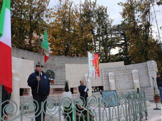 """Fotogallery """"4 Novembre"""" 2018, centenario della fine della Prima guerra mondiale"""