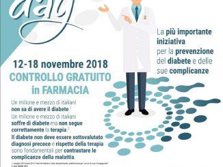 Settimana Diabete novembre 2018