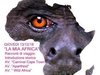 Telemetro Mia Africa dicembre 2018