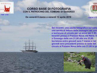 Corso base fotografia Telemetro 2019