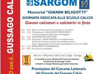 torneo 1 maggio Gussago Calcio