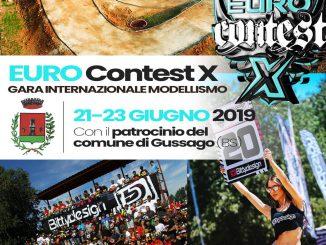 Euro Contest X giugno 2019